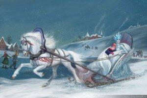 Снежная королева. Андерсен.